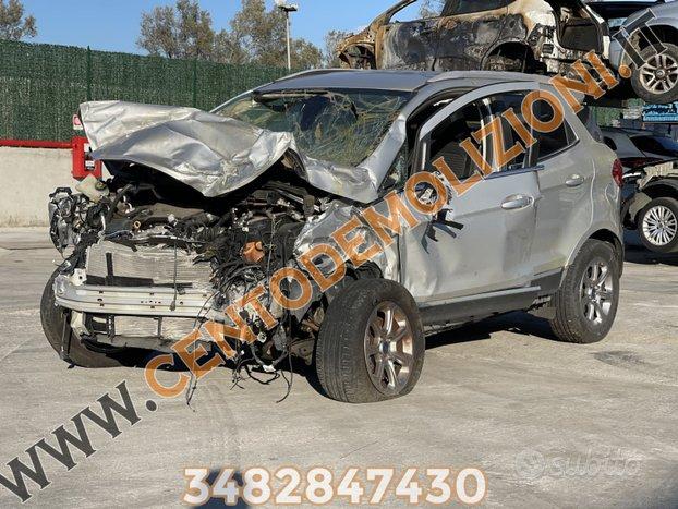 Ricambi usati ford ecosport 1.5 tdci 2018 z2ja