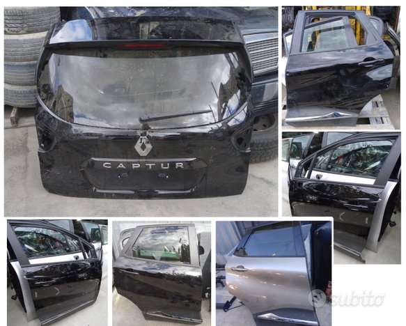 04 Porte - 01 Portellone Renault CAPTUR