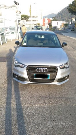 Audi a1 s-tronic admired