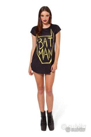 Maglietta Black Milk Clothing Batman TG.S