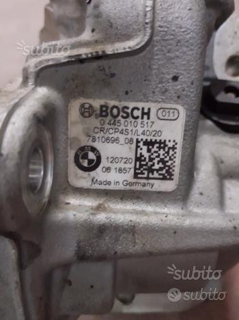 Pompa gasolio iniezione common rail bmw 2.0 N47