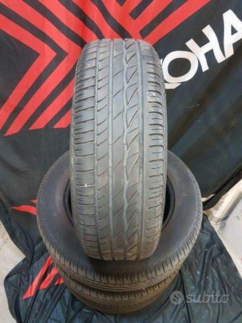 4 Gomme Estive Usate Bridgestone 205 60 R 16