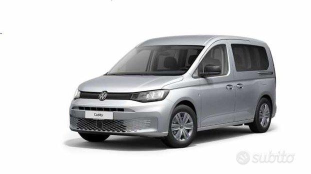 Volkswagen Caddy 2.0 TDI 102 CV Space