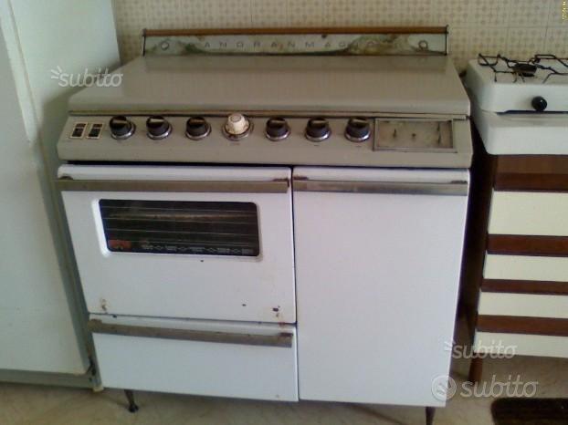 Cucina Panoranmagic Vintage 1967 Euro 10 Elettrodomestici In Vendita A Foggia Foggia