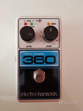 Electro Harmonix - Looper 360 - 24 bit