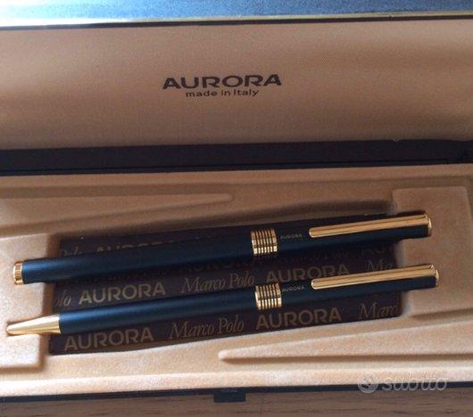 Aurora coppia vintage penna e matita