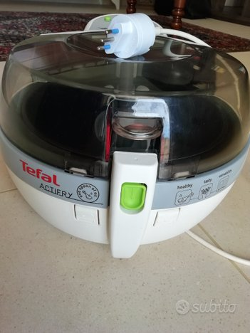 Tefal actifry friggitrice ad aria 1cucchiaino olio