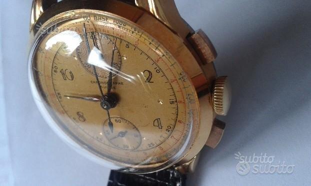 Orologio cronographe suisse