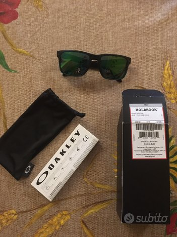 Oakley holbrook limited f35 collezione serie limit