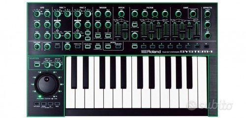 Roland System 1 (AIRA) EXDEMO
