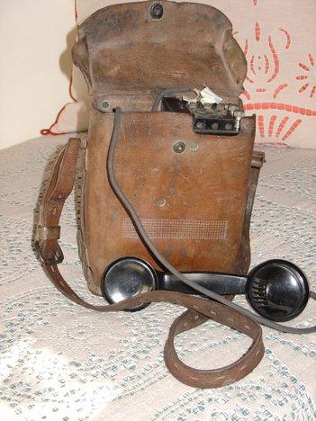 Telefono da campo militare