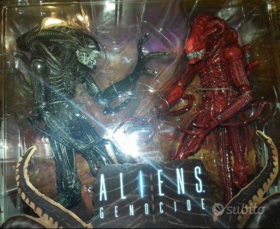 Neca aliens genocide action figures