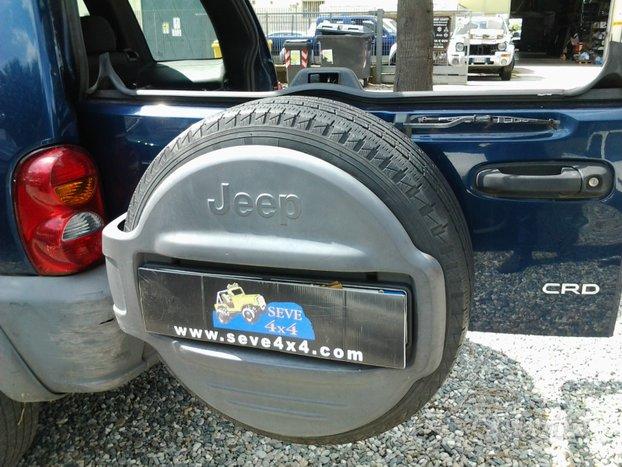 Portellone posteriore per Jeep Cherokee 2.8 2003