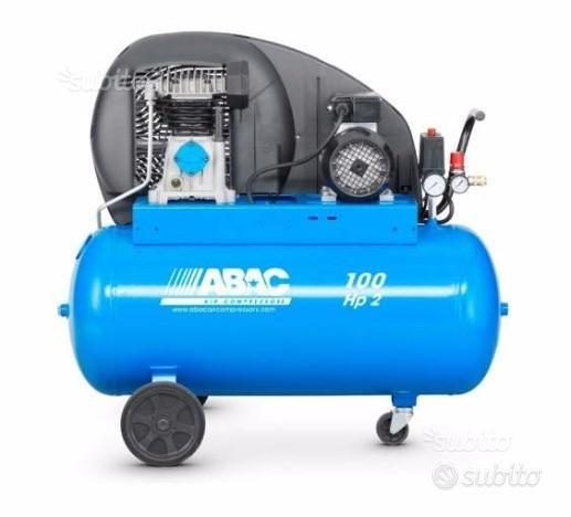 Compressore ABAC 100 Litri Monofase
