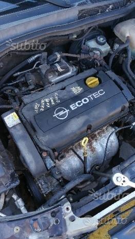 Motore z16xer 139.000km provato opel astra h