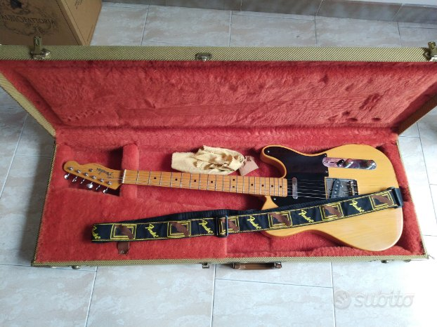 Fender Telecaster vintage 52 made in Usa