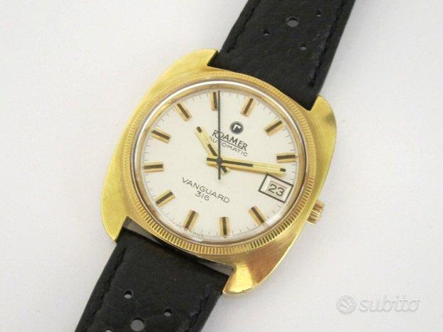 Orologio vintage Roamer Vanguard