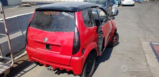Ricambi aixam mega anno 2009 400 t.d