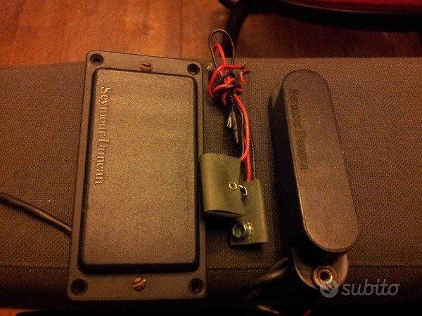 Seymour Duncan LW-CS1b Classic Live Wire Active