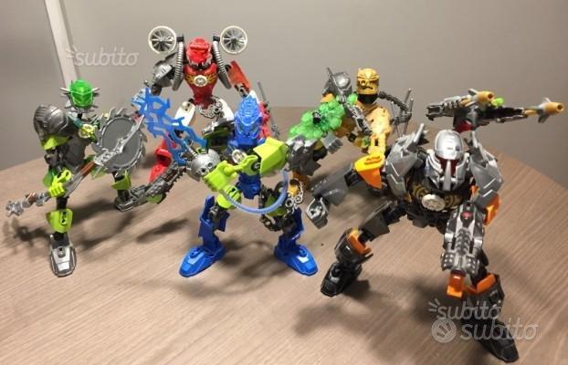 Lego Hero Factory lotto di 10 pezzi