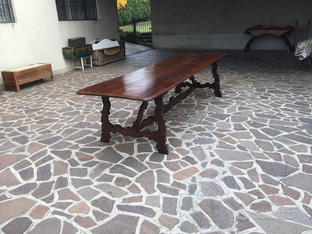 Grande tavolo Frattino