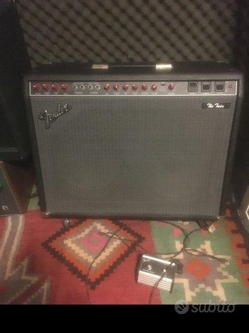 Mitico Ampli Valvolare Fender THE TWIN 100/25