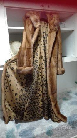 Pelliccia Visone Selvaggio Femmina, Color Miele, N