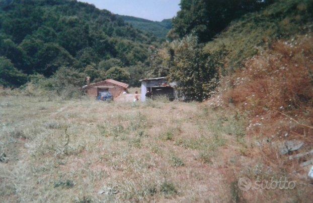 35mq C2 + terreno a Caprarola