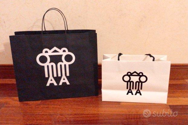 Shopper busta Rinascente x Fendi-Gucci-Prada