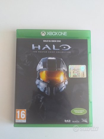 Halo the master chief collection xbox one xb1