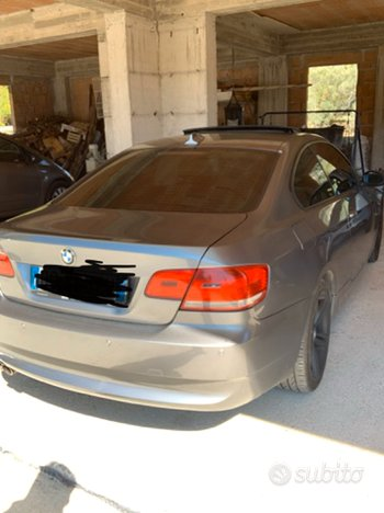 Bmw 330d coupe'