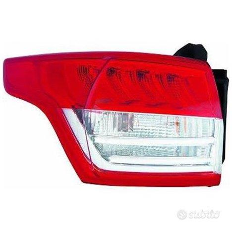 Fanalino posteriore LED sinistro kuga