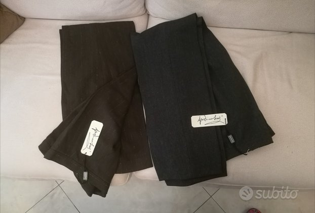 Pantaloni donna made in Italy tg. 48