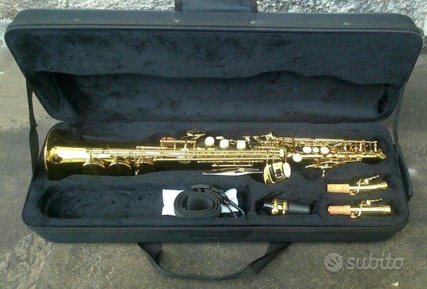 Sassofono soprano