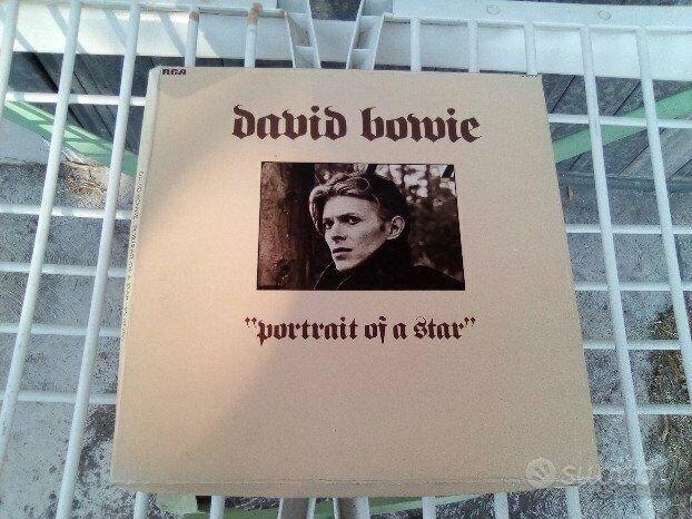 David Bowie album triplo Portrait of a Star