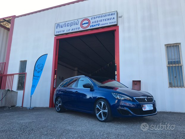 Peugeot 308 S.W. 2.0 HDi 180cv EAT6 GT LINE -Tetto