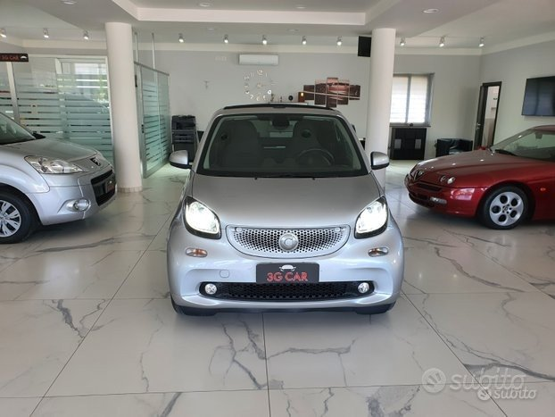 SMART fortwo 9.0 TURBO - 2016