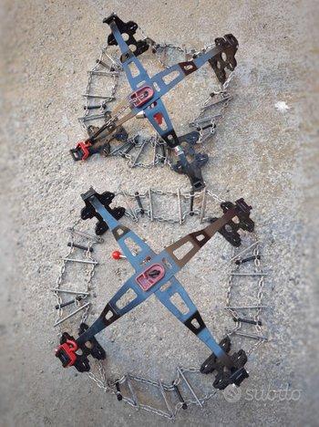 Catene da neve a ragno Maggi Trak CATRAKN212