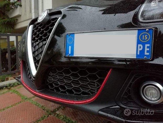 Dam anteriore profilo Rosso ORIGINALE Giulietta