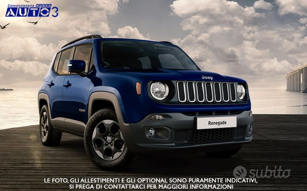 Jeep Renegade 1.6 Mjt 120 CV Limited Cod.152
