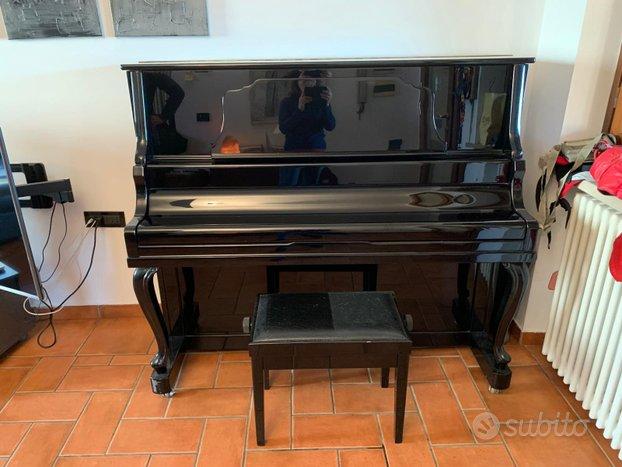 Pianoforte Niedermeyer D2 131 nero