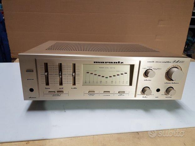 Amplificatore Home Vintage Marantz PM450