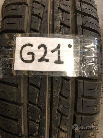 Due gomme nuove marangoni