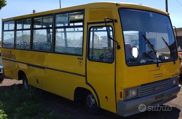 Ricambi bus iveco cacciamali 70-14 6.0cc 1998