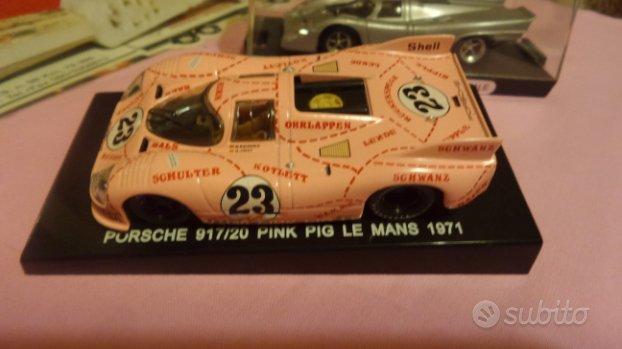 Modellini in scala 1:43 Porsche