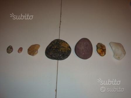 Le 7 magiche pietre della fortuna