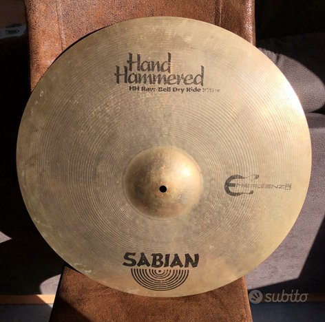 Ride Sabian HH Raw Bell Dry Ride 21