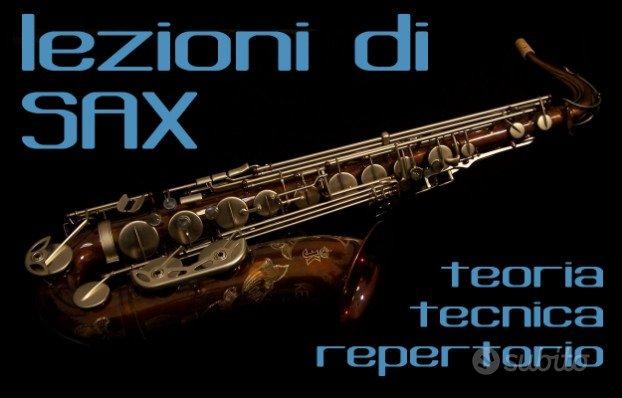 Lezioni di Sax, Sassofono - Torino