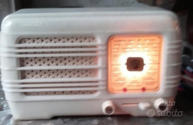 Radio d'epoca