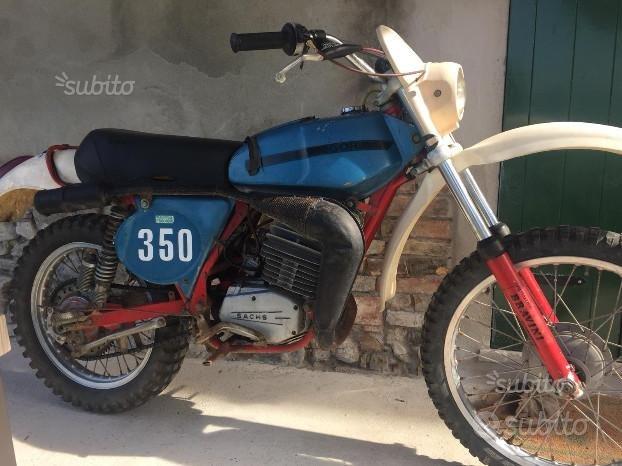 Gori 125 rg - Moto e Scooter In vendita a Parma